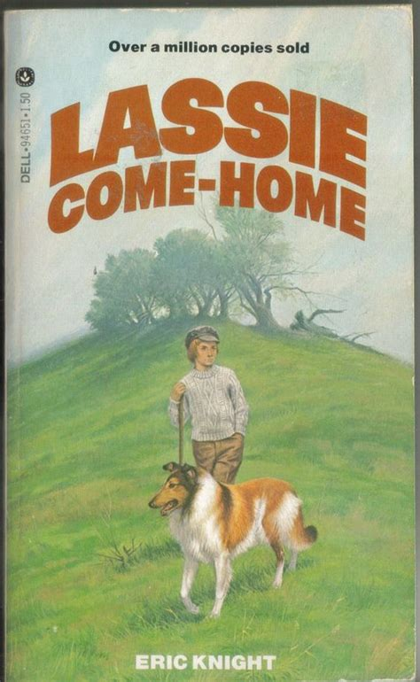 vintage lassie come home paperback book 1978 by