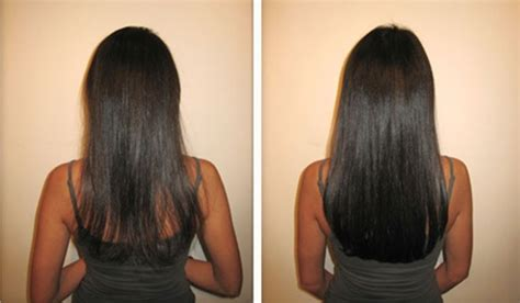 in hair extensions before and after before and after hair extensions