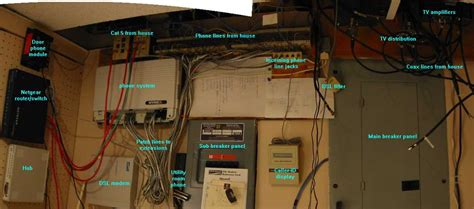 wire house ethernet the home and wiring network