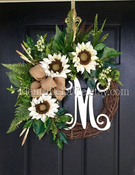 door wreath 25 best summer door wreaths ideas on