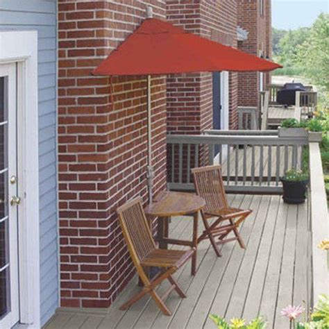 Small Outdoor Patio Umbrellas 78 Best Images About Balcony Ideas On Patio