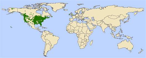 world map america secchi dip in results