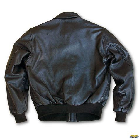 Jacket Bomber 2 goatskin leather bomber jacket
