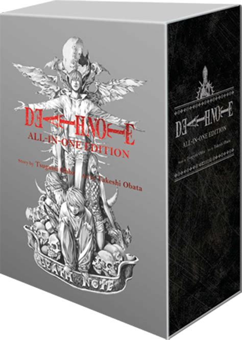 note all in one edition book by tsugumi ohba