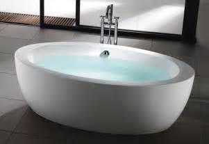 baignoire ilot design