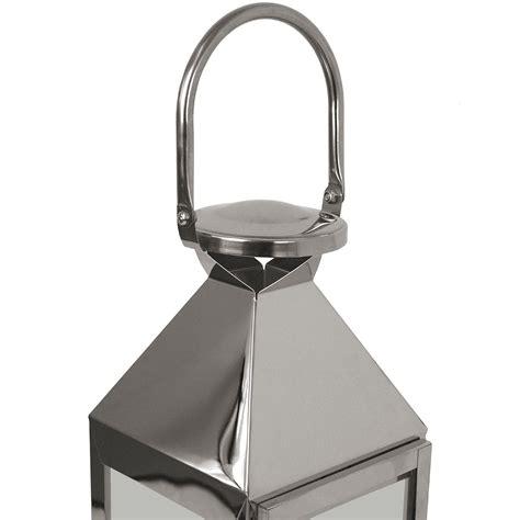 7 stück glas esszimmer set 3tlg laternen set windlicht laterne kerzenhalter h55 5 40