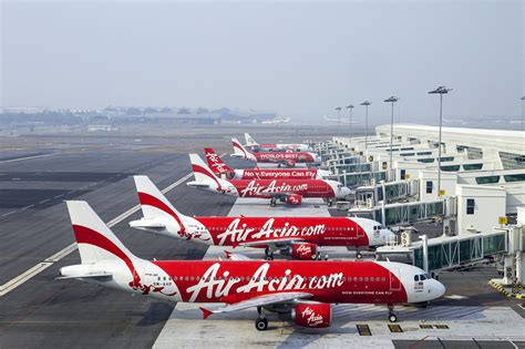 Airasia Fleet | working capital how betting on a maverick made airasia