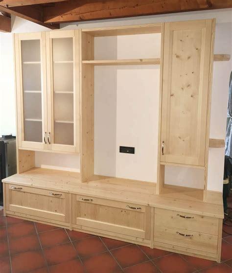 mobili soggiorno legno arredamenti legno soggiorno immagini