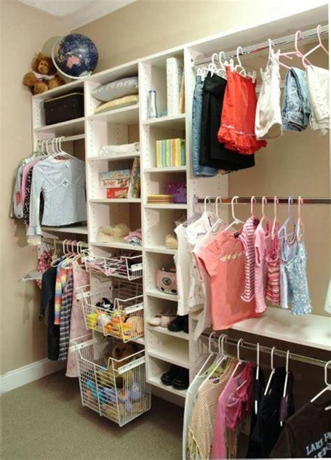 Toddler Closet by 35 Practical Closet Ideas Home Design And Interior