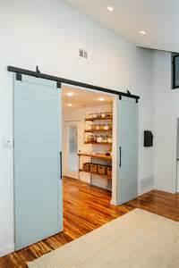 Pantry Barn Doors Kitchen Pantry Barn Doors Trendir