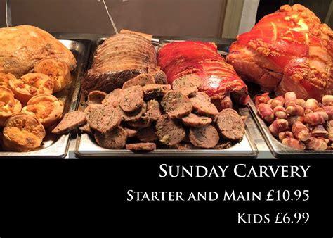 1 Sunday Sunday Co menus the crown at biggar