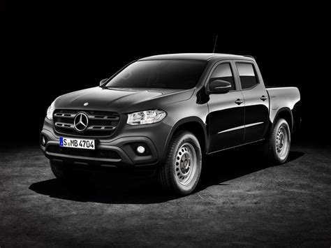 mercedes pickup truck stylish mercedes benz x class pickup truck revealed