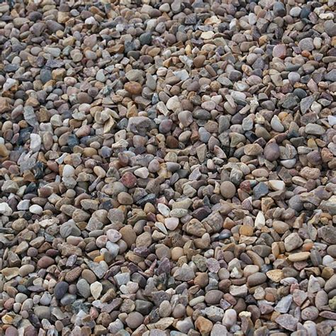 10mm Gravel 10mm Pea Gravel Decorative Aggregates Chippings Riverside