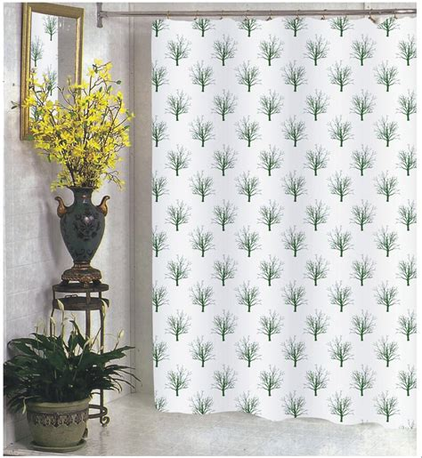 wide shower curtain carnation home fashions inc extra wide fabric shower