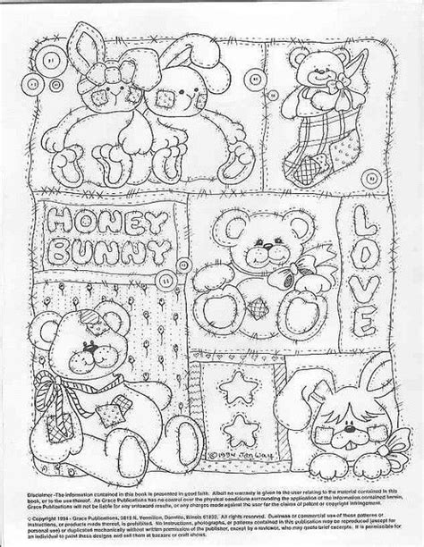 honey bunny coloring pages 14 best morning n nite images on pinterest buen dia
