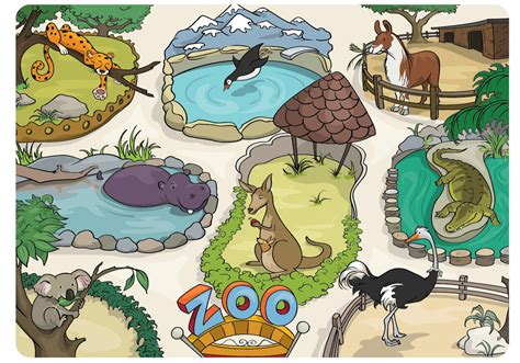 design a zoo online zoo designer process