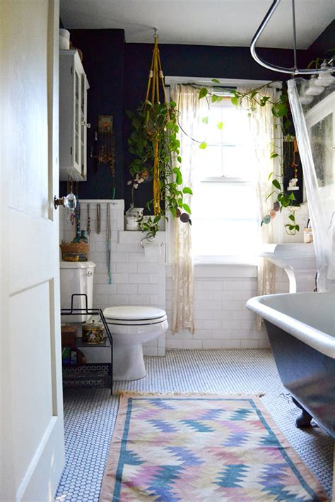 ideas for small bathroom design hippie home improvement 8x idee 235 n voor een bohemien stijl in de badkamer roomed