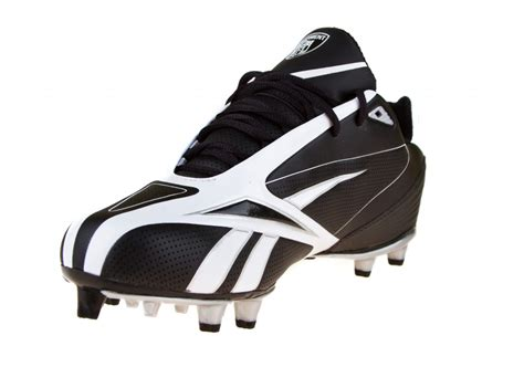 nfl football shoes football shoes reebok nfl burner speed 3 low shoes