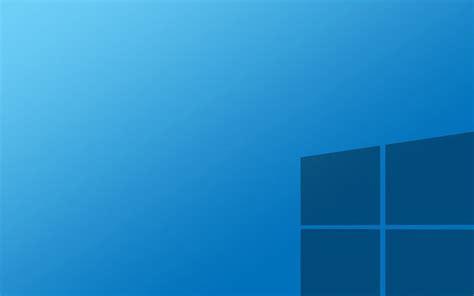 imagenes fondo windows 10 windows 10 azul del papel pintado fondos de pantalla gratis