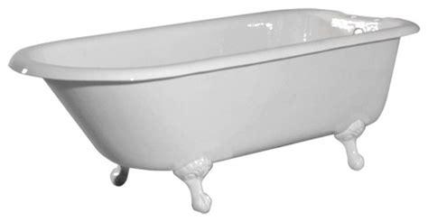 72 inch classic clawfoot tub by randolph morris