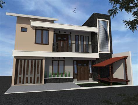 contoh arsitektur desain rumah minimalis terlengkap ngobrolasik