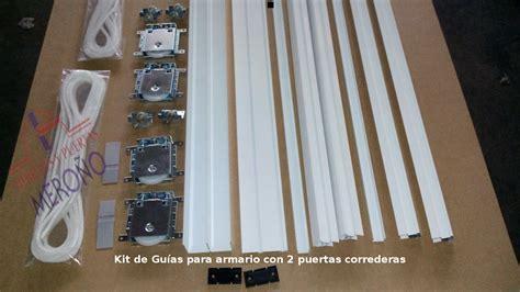 kit de perfiler 237 a de armario 2 243 3 puertas - Kit Armarios