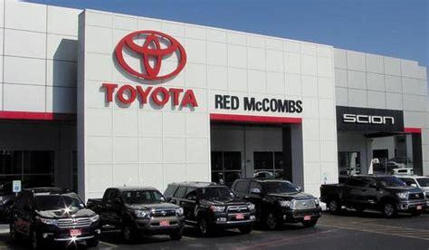 Toyota Dealerships In San Antonio Mccombs Toyota Car Dealership In San Antonio Tx 78249