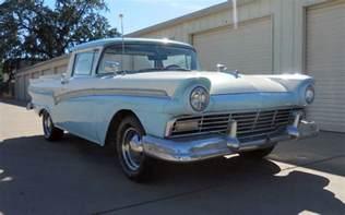 t bird power 1957 ford ranchero