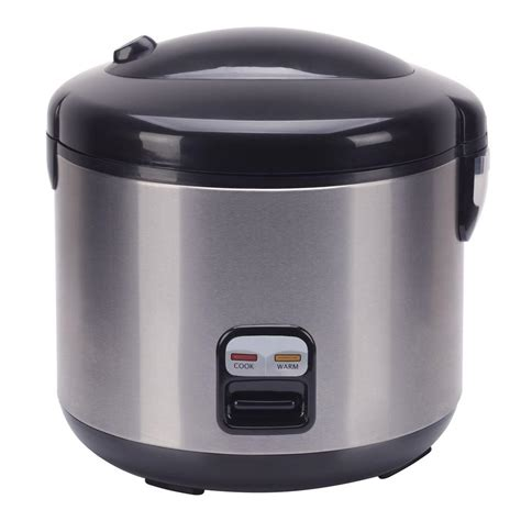 Rice Cooker Horor zojirushi neuro fuzzy rice cooker and warmer ns zcc10 the home depot