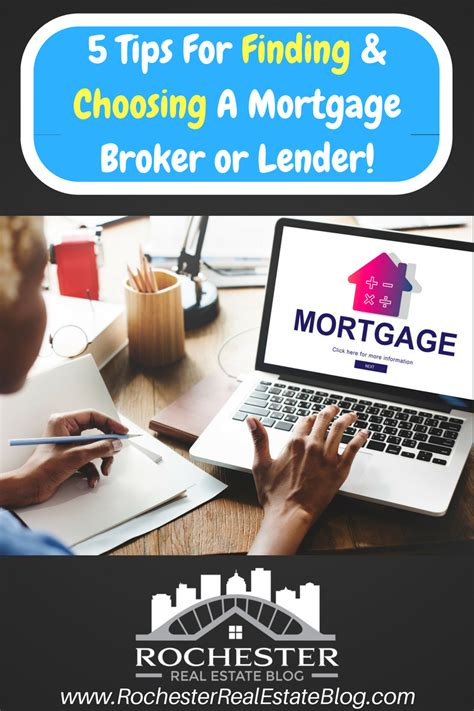 how to find a lender to buy a house 5 tips for finding and choosing a mortgage broker or lender