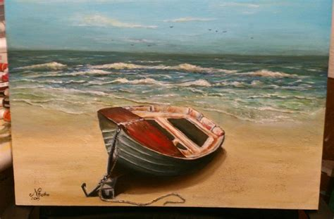 boat paint pictures row boat painting www pixshark images galleries