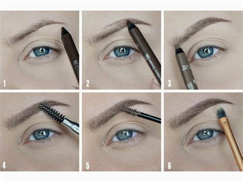 how to soften hair on eyebrows and get them to lay down guide to the perfect eyebrows her beauty page 3