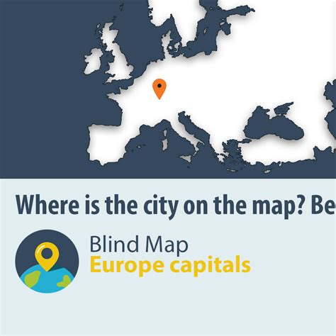 blind map of europe blind map of europe capitals