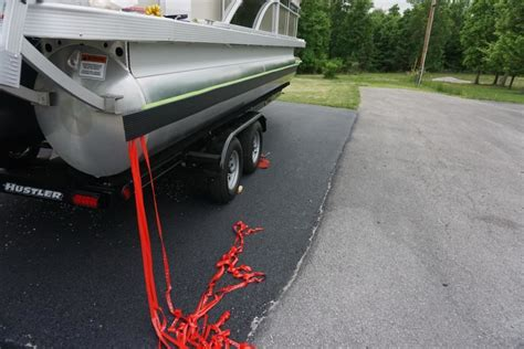 boat bumpers pontoon no more scraping by installing vantage pontoon guards