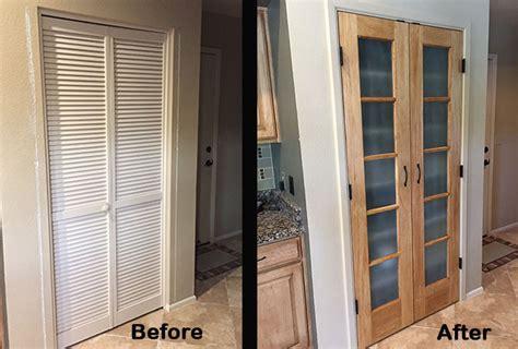 make your own closet doors custom interior doors tdl or etched glass design your own interior glass door