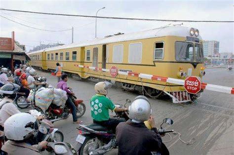 Komik Misteri Kereta Desembee jalur ka thailand kamboja mulai beroperasi akhir 2016