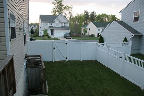 fence side yard flickr photo sharing