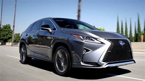 lexus rx black 2017 2017 lexus rx review and road test