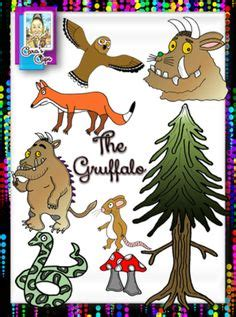 libro the gruffalo and friends cuentos sagor