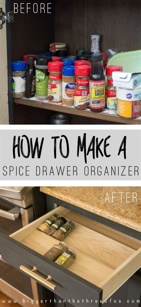25 best ideas about spice drawer on