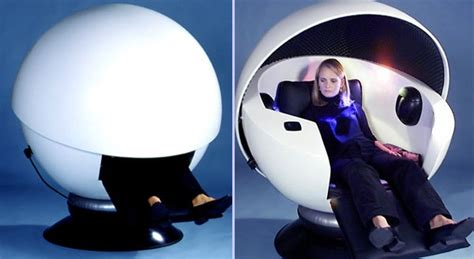 enclosed egg chair cooldesign on topsy one