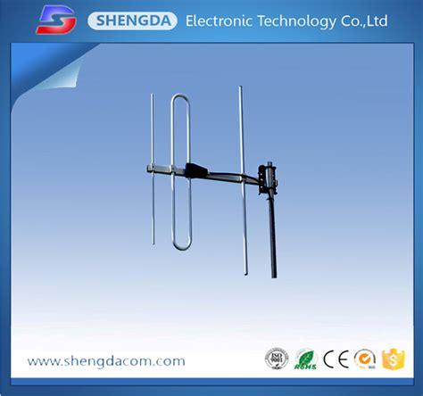 Antena Led vhf uhf dual band led lighted mobile mobile car antenna