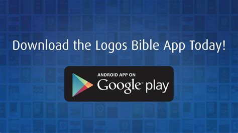 free bible apps for android what s new in the logos bible app for android 2 0 logos bible software
