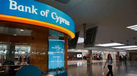 bank of cyprus once troubled bank of cyprus leaves politically unstable