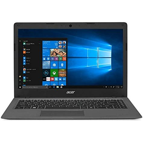 Laptop Acer Aspire One Cloudbook 14 acer aspire one cloudbook 14 quot hd wled premium laptop intel celeron n3050 dual up to 2