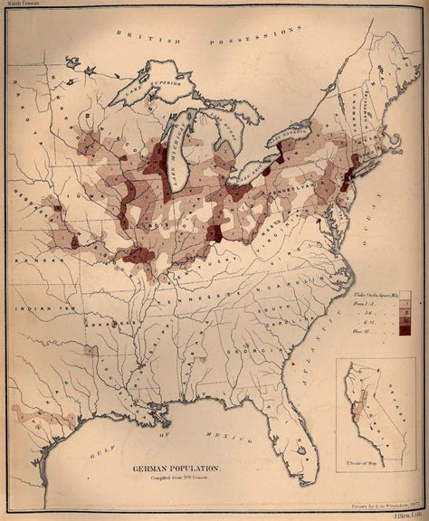 american census map maps of the american nations jayman s