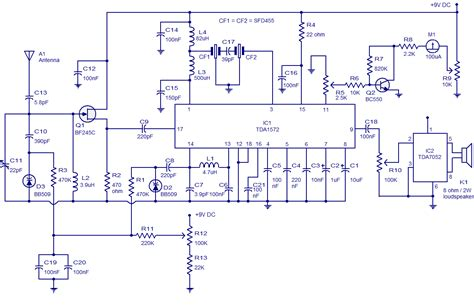 am radio integrated circuit am radio circuit rf circuits next gr