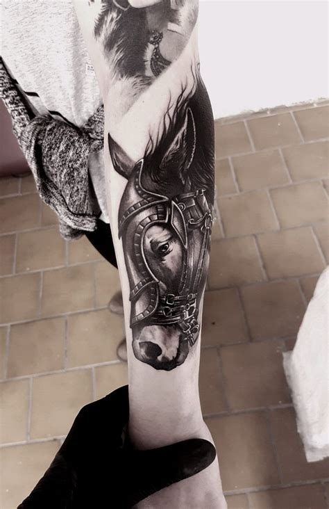 war horse tattoos designs 1223 best glorious ink ideas images on