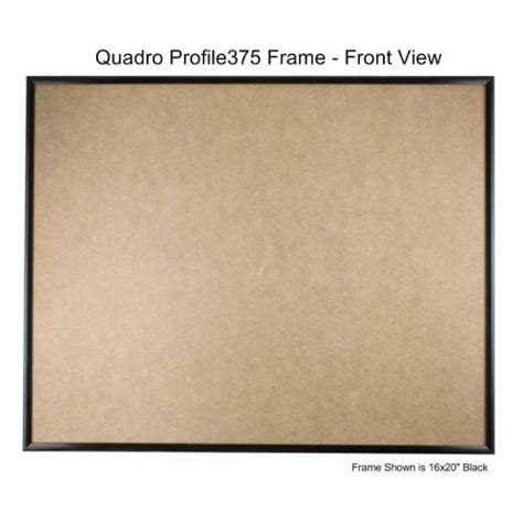 16x20 picture frames profile375 glass box of 12
