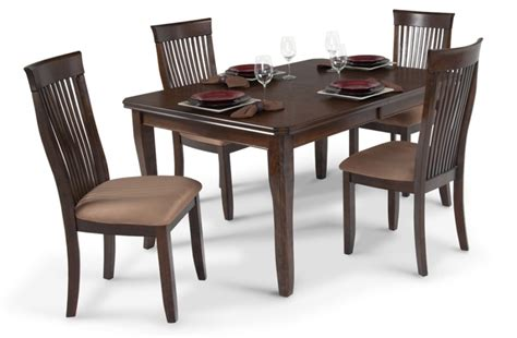 bobs dining room sets bob s montreal dining set furniture pinterest